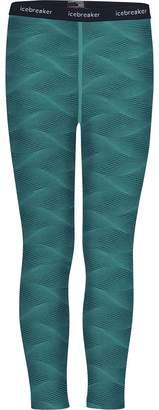 Icebreaker BodyFit 200 Oasis Legging - Girls'