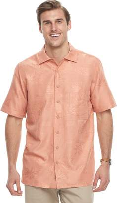 Men's Batik Bay Classic-Fit Jacquard Button-Down Shirt