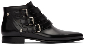Givenchy Black Dallas Ankle Boots