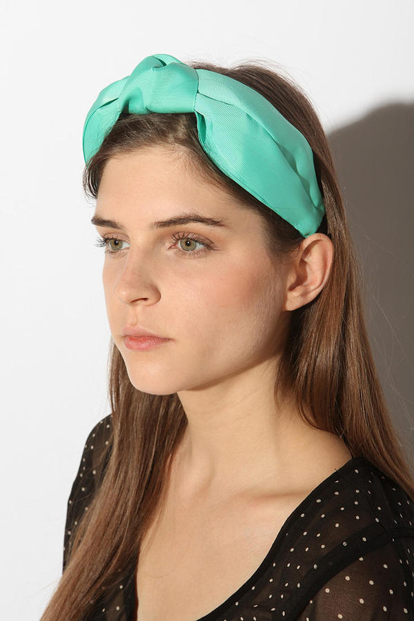 Wide Turban Knot Headband