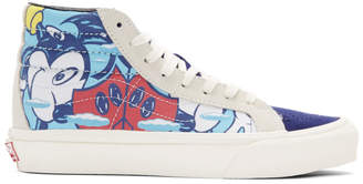 Vans Multicolor John Van Hamersveld Edition OG SK8-Hi Lx High-Top Sneakers
