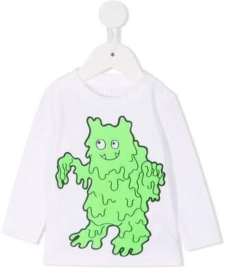 Stella McCartney monster print T-shirt