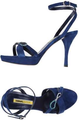 Manas Lea Foscati Sandals - Item 11327814GR