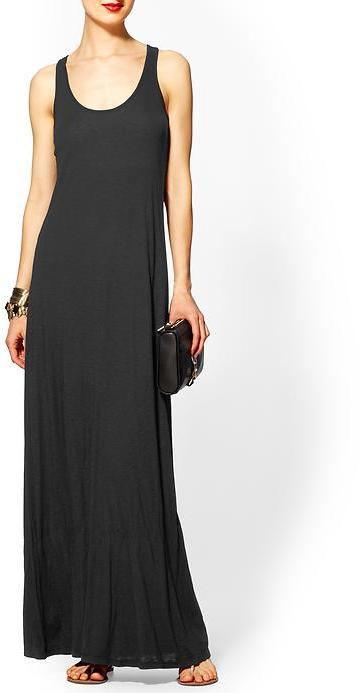 Velvet by Graham & Spencer Gypsy Luxe Slub Maxi Dress