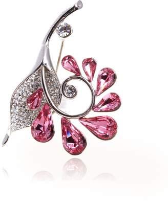 Swarovski Digabi Women Jewelry Brooch Clothing Accessories Crystal