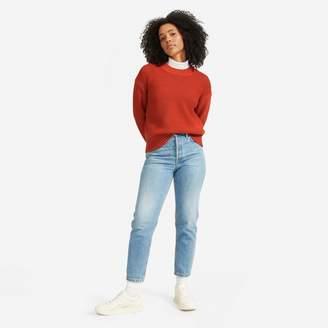 Everlane The Link-Stitch Crewneck Sweater