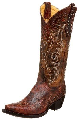 Old Gringo Women's L323-1 Vencida Cowboy Boot