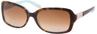 Ralph Lauren RALPH BY EYEWEAR Ra5130 Ralph Plastic Oval Sunglasses