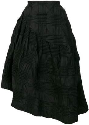 Simone Rocha cloqué skirt