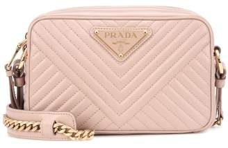 Prada Matelassé leather shoulder bag