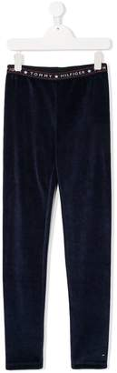 Tommy Hilfiger Junior TEEN elasticated waist track pants