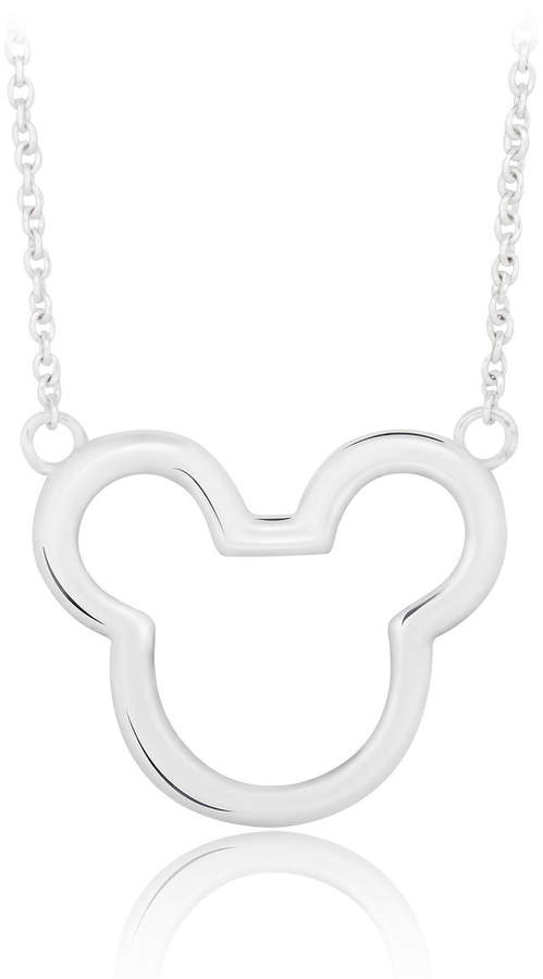 Mickey Mouse Icon Charm Necklace - Disney Designer Jewelry Collection