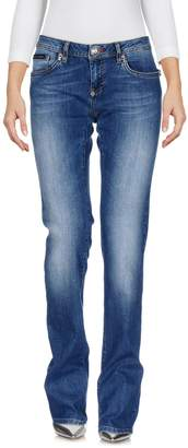 Philipp Plein Denim pants - Item 42649424CD
