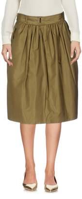 Saint Laurent Knee length skirts