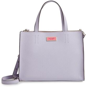 Kate Spade medium sam leather satchel