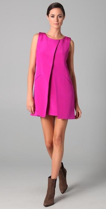 Jenni Kayne Overlap Dress