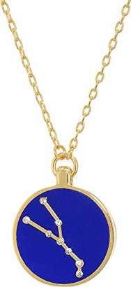 Vince Camuto Women's Taurus Pendant Necklace