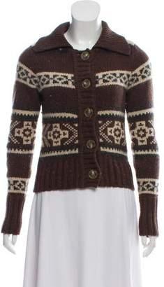 Vince Cashmere Knit Cardigan