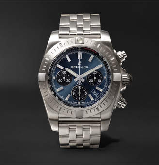 Breitling Chronomat B01 Chronograph 44mm Stainless Steel Watch