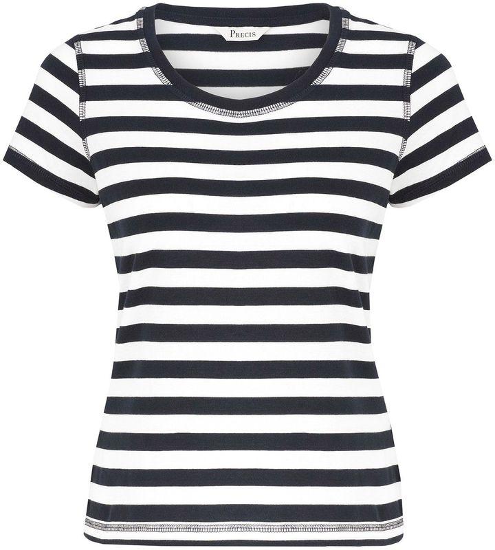 Women's Precis Petite Stripe jersey tee