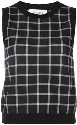 Derek Lam 10 Crosby Sleeveless Cropped Knit Top