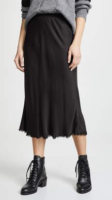 72b349500e Nation Ltd. Mabel Bias Cut Slip Skirt