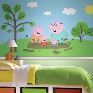 Peppa Pig Roommates RoomMates XL Wall Mural