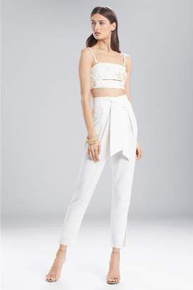 Natori Josie Cotton Shirting Bralette