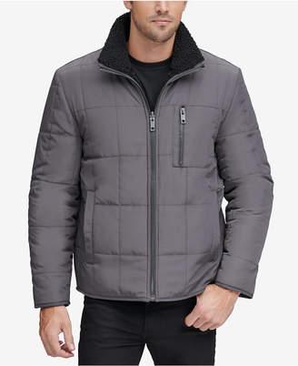 Andrew Marc Men's Nixon Reversible Stand-Collar Jacket