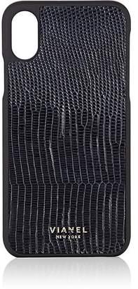 Vianel Lizard iPhone® X Case - Navy