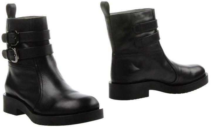 Jil SanderJIL SANDER NAVY Ankle boots