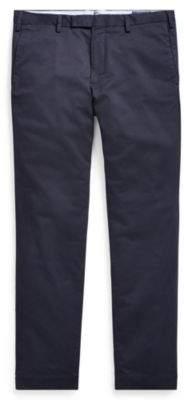 Ralph Lauren Stretch Slim Fit Cotton Chino Aviator Navy 42