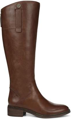 Franco Sarto Core Leather Knee-High Boots