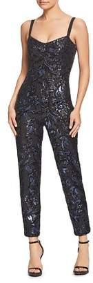 Dress the Population Chloe Sequin Jumpsuit