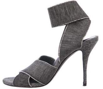 2aed66e992c Pre-Owned at TheRealReal · Alexander Wang Crossover Ankle-Strap Sandals