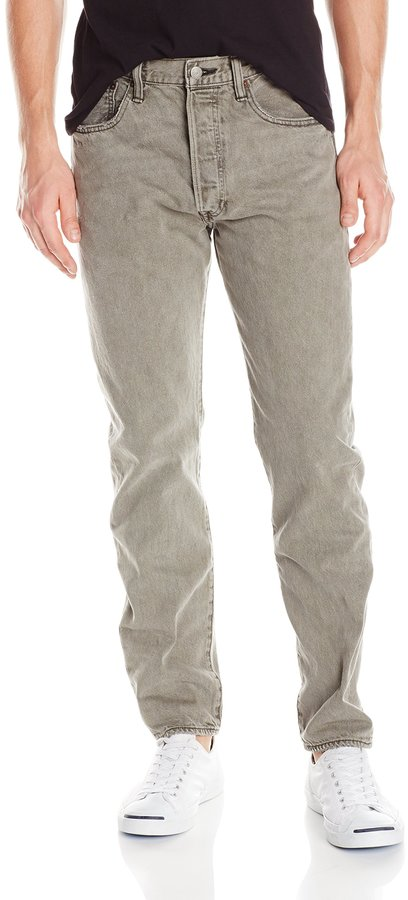 Levi's Men's 501 Customized and Tapered