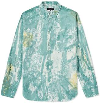 Comme des Garcons Hand Painted Shirt