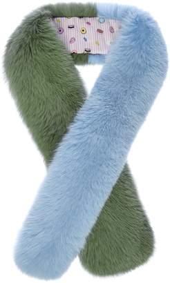 Charlotte Simone Cuddle Cuff Fur Scarf