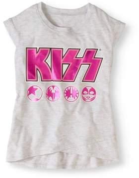 Shopkins KISS Girls' Graphic T-Shirt
