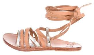 Beek Leather Multistrap Sandals