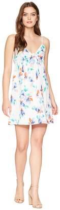 BB Dakota Marlee Printed Open Back Dress Women's Dress