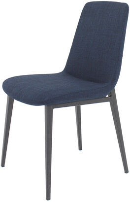 Moe's Home Collection Set Of 2 Kito Dining Chairs
