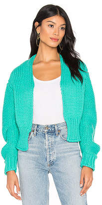 Free People Glow For It Cardi