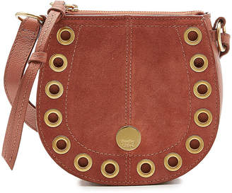 See by Chloe Suede Shoulder Bag