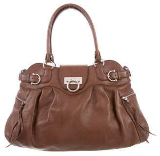 Salvatore Ferragamo Gancio Leather Bag