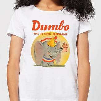 Disney Dumbo Flying Elephant Women's T-Shirt