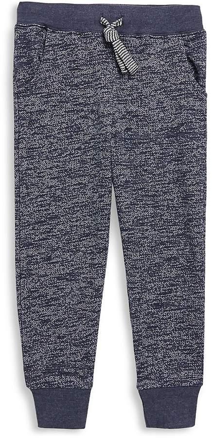 Little Boy's Cuffed Sweatpants
