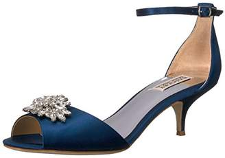 Badgley Mischka Women's Sainte Heeled Sandal