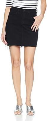 Blank NYC [BLANKNYC] Women's HI Rise Mini Skirt Skirt