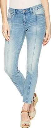 Lucky Brand Women's MID Rise Lolita Skinny Pintuck Jean in